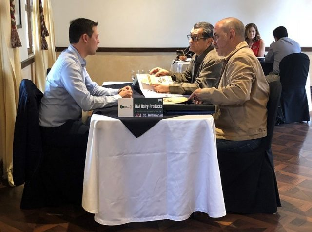 On a recent outbound trade mission, agribusiness owners had the opportunity to meet one-on-one with potential buyers. The New Mexico Department of Agriculture encourages New Mexico businesses to register for the outbound trade mission to the Philippines in April 2020.