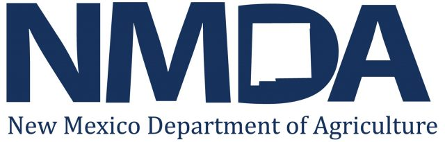 Blue New Mexico Department of Agriculture NMDA logo